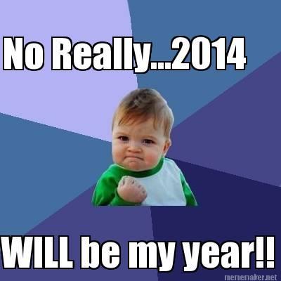 No Really...2014