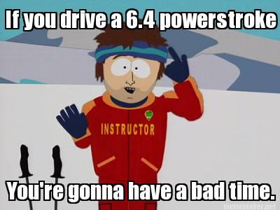 64 Powerstroke Swap by musicbebe  Meme Center