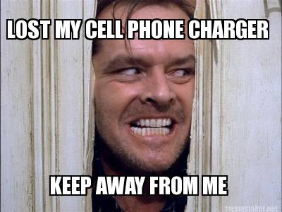 Cell phone keep turning off