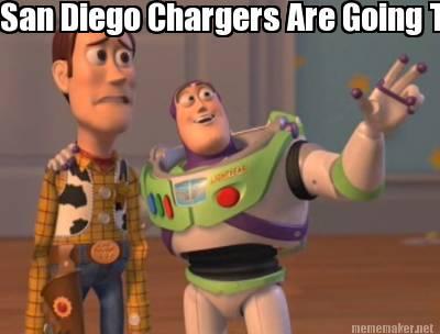 San Diego Chargers Memes Meme Maker San Diego