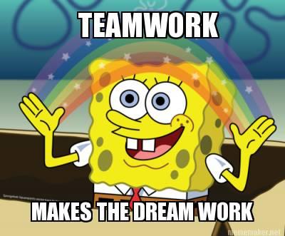 Teamwork, Funny memes and Memes on Pinterest