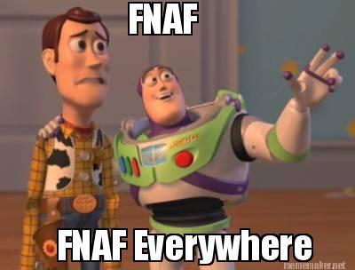 fnaf meme friendships enemies - photo #30