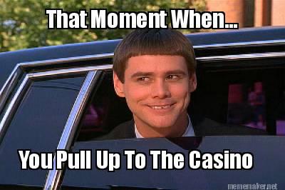jim carrey leaving casino