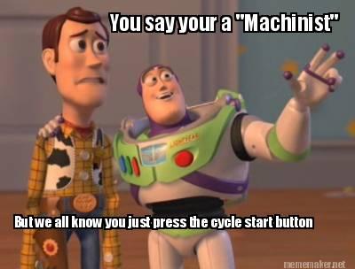 Manual Machinist Memes
