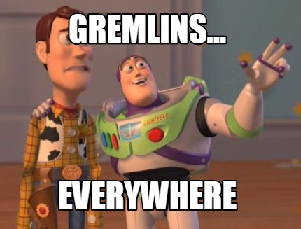 Image result for gremlins meme