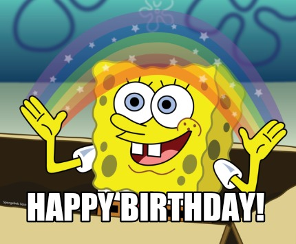 Meme Maker - Happy birthday! Meme Maker!