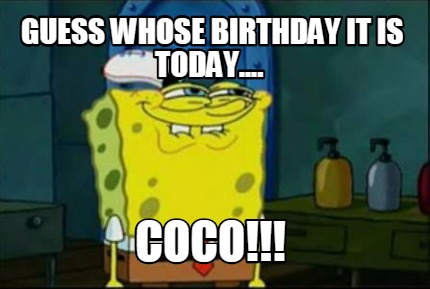 whose birthday is it today