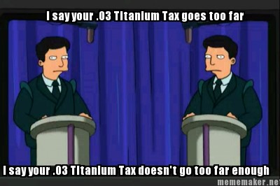Futurama Political Debate